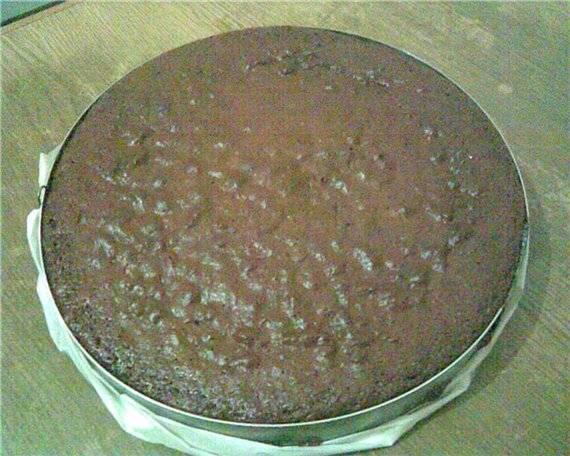 """Бисквит для торта """"Сувенирный"""""""