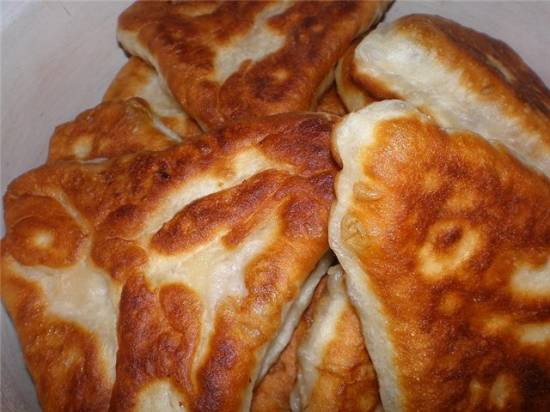 Тесто для беляшей (холодное)
