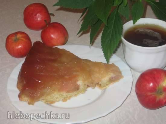 """""""Янтарный торт"""" яблочный от Т.Л. Толстой"""
