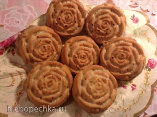 Mini- Mandel-Kuchen