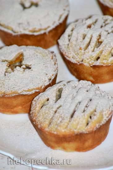Сладкие пирожки (Mince Pies)