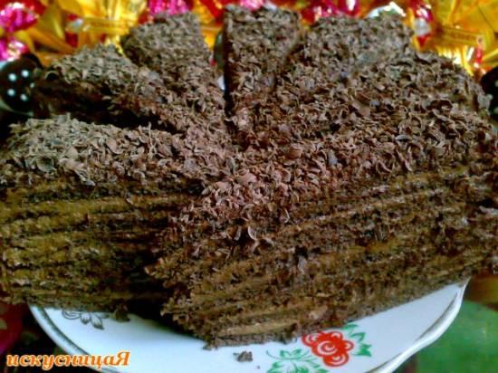 "Торт ""Трюфель"" (Truffle Cake)"